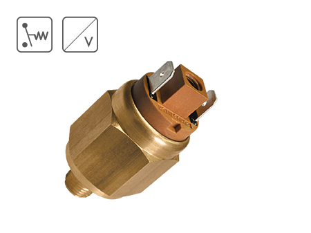 Vacuum pressure switch DMV