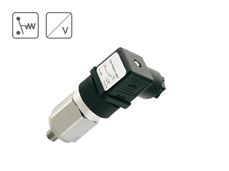 Pressure switch DMX